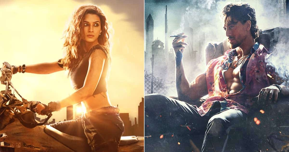 Tiger Shroff & Kriti Sanon's Ganapath To Be Set In A Futuristic 2090, In A World Ravaged By Wars?