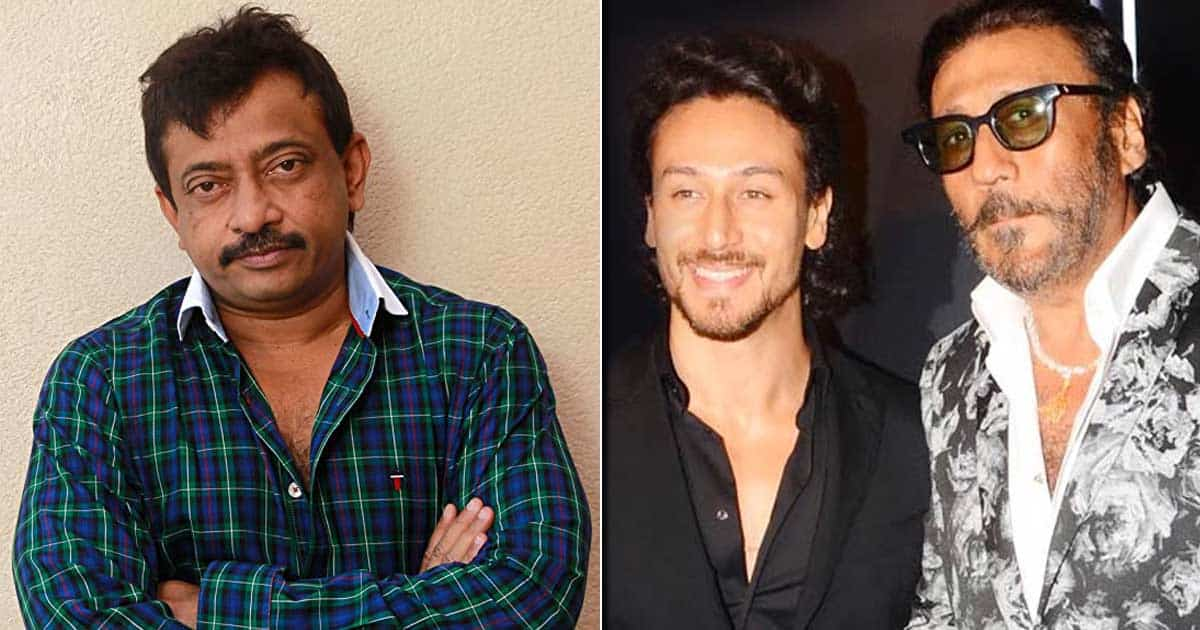 Tiger Shroff Replies To Ram Gopal Varma's Taunt & Reveals Why He Chose To Be Different From His Father Jackie Shroff On Pinch By Arbaaz Khan Season 2