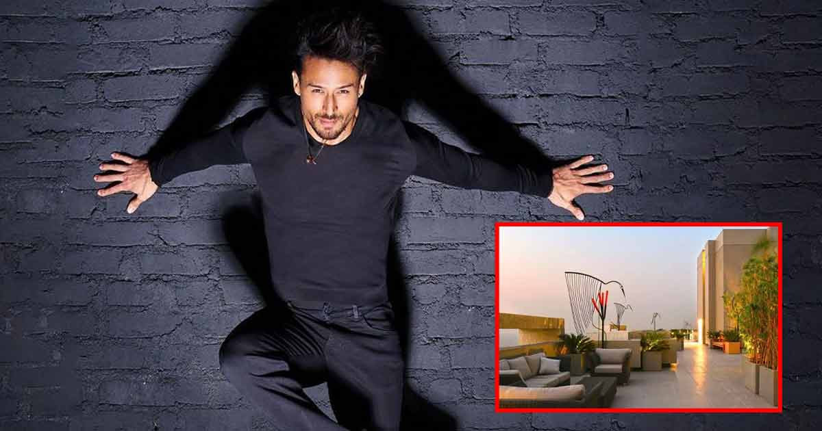 Tiger Shroff's 31 Crore Worth 8 BHK Sea Facing Apartment Has An Open Air Gym, Artificial Rock-Climbing Area & More Jaw-Dropping Amenities, Check Out!