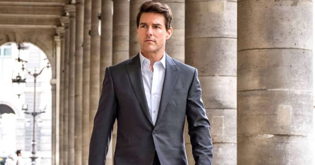 Tom Cruise's Bodyguard's BMW Containing Expensive Luggage Was Stolen While The Actor Was Filming Mission Impossible 7