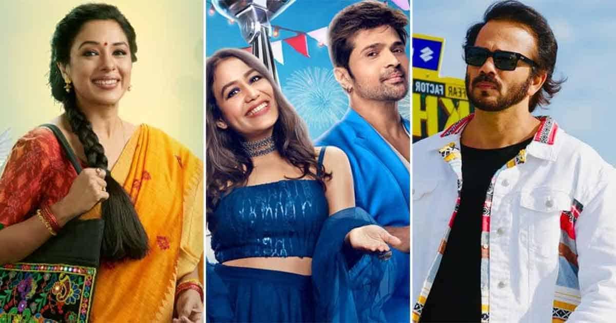 Anupamaa, Indian Idol 12 Maintains Its Top Position & Khatron Ke Khiladi 11 Enters Top 5 On TRP Charts