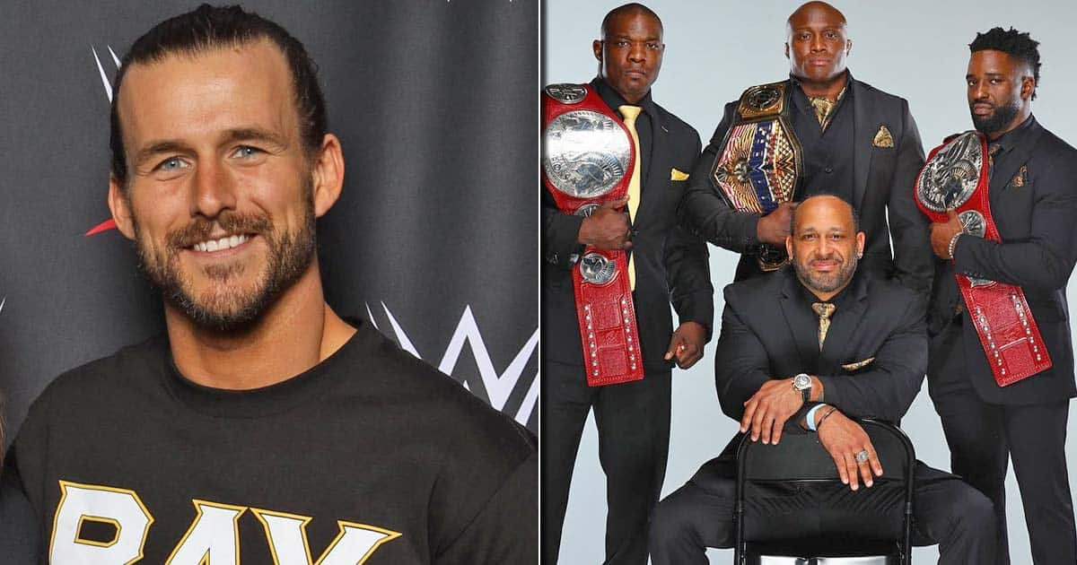 Update On Adam Cole's Status In WWE, Bobby Lashley Hints At Bringing Hurt Business Back