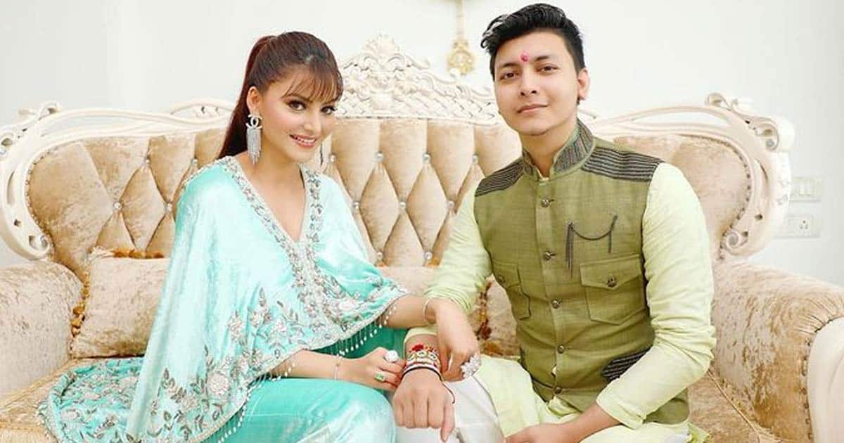 Urvashi Rautela Recalls 'Silly Fights' With Her Brother