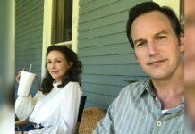 Vera Farmiga says it's amazing growing old with 'fake spouse' Patrick Wilson