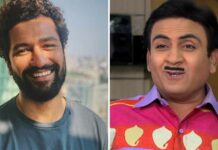 Vicky Kaushal Channels His Inner Jethalal As He Shakes His B**ty & It'll Leave Taarak Mehta Ka Ooltah Chashmah Fans Enjoy A Laugh!