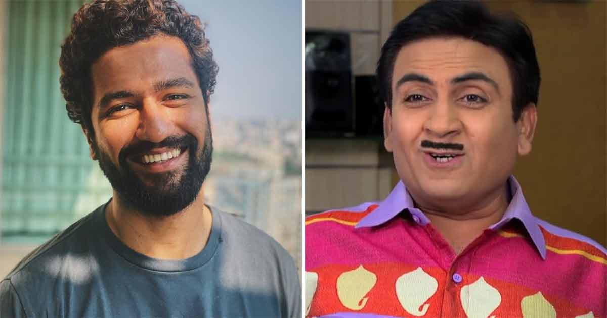 Vicky Kaushal Channels His Inner Jethalal As He Shakes