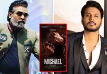 Vijay Sethupathi, Sundeep Kishan's next film titled 'Michael'
