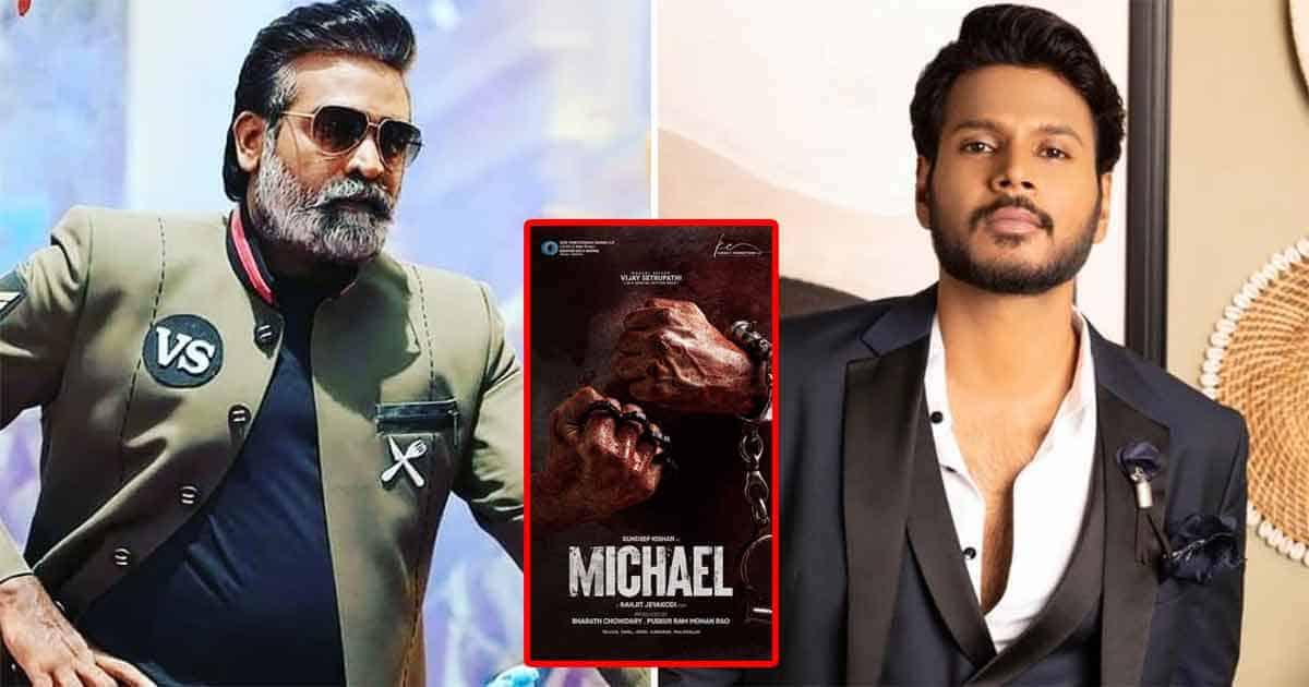 Vijay Sethupathi & Sundeep Kishan Collaborates For Michael - Deets Inside