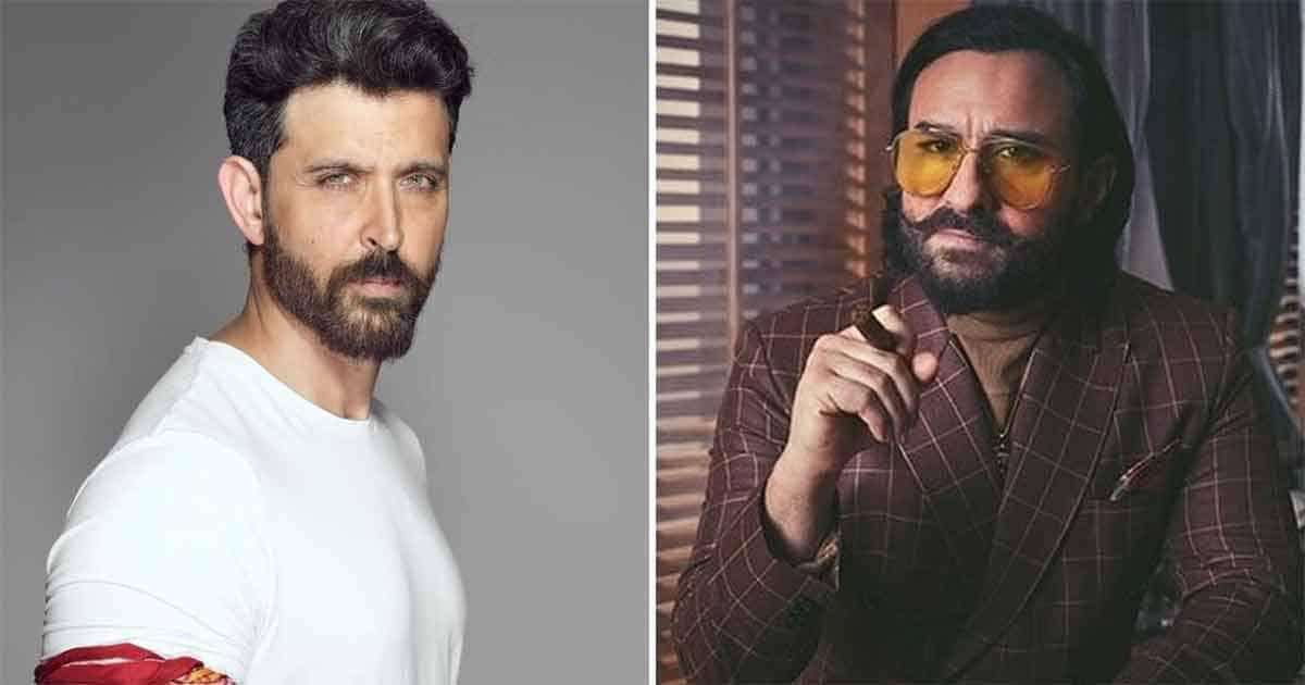 Vikram Vedha Remake: A Big Update On Hrithik Roshan & Saif Ali Khan Starrer