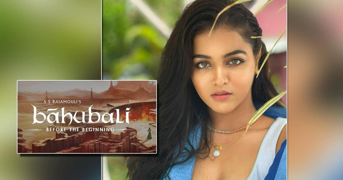 Wamiqa Gabbi starts prepping Baahubali: Before the Beginning? The actress' latest social media post hints at exciting development on the project