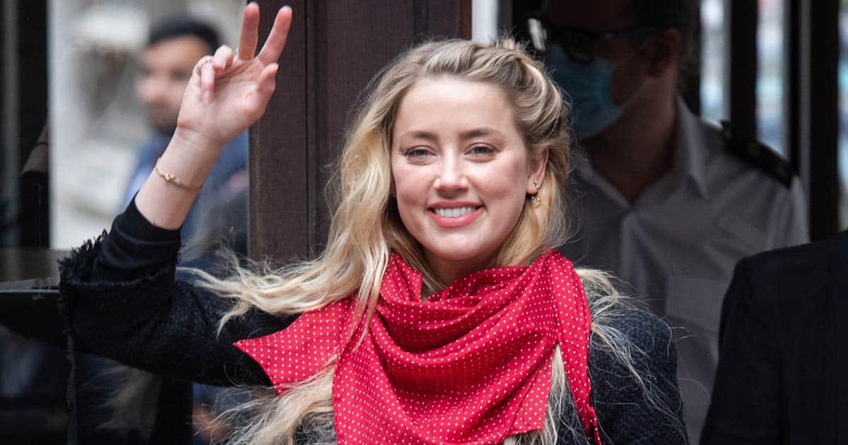 WB Backs Amber Heard, The Actor Is Is Elated?