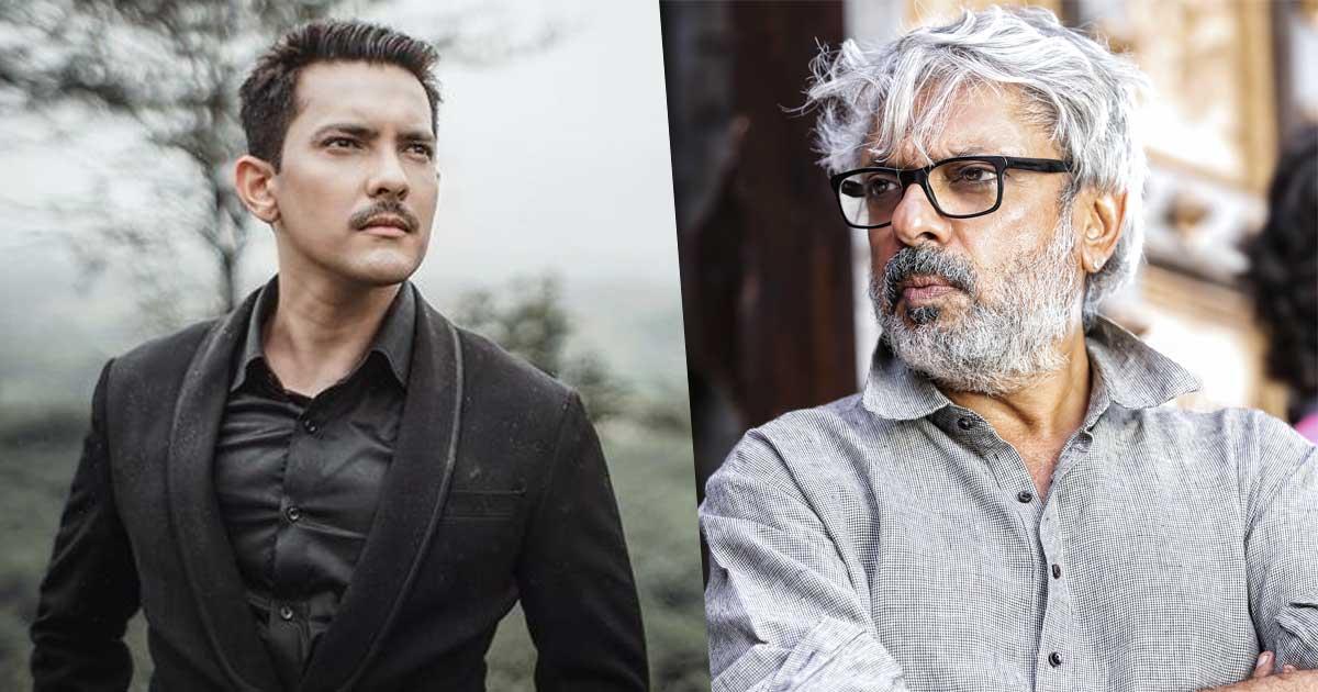 Aditya Narayan & Sanjay Leela Bhansali Fight