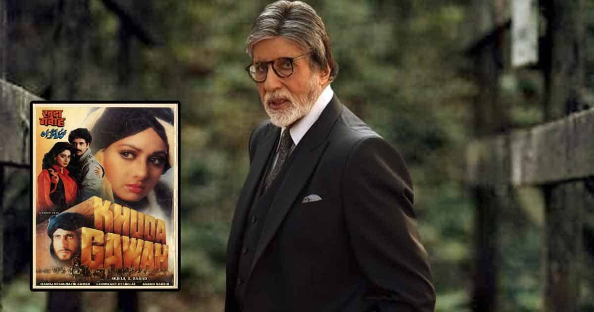 Did You Know? Amitabh Bachchan Shot Khuda Gawah When Afghanistan Was Going Through Another Troubled Time