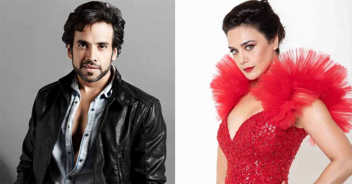 When 'Cosmetic Surgery' Reminded Tusshar Kapoor Of Preity Zinta