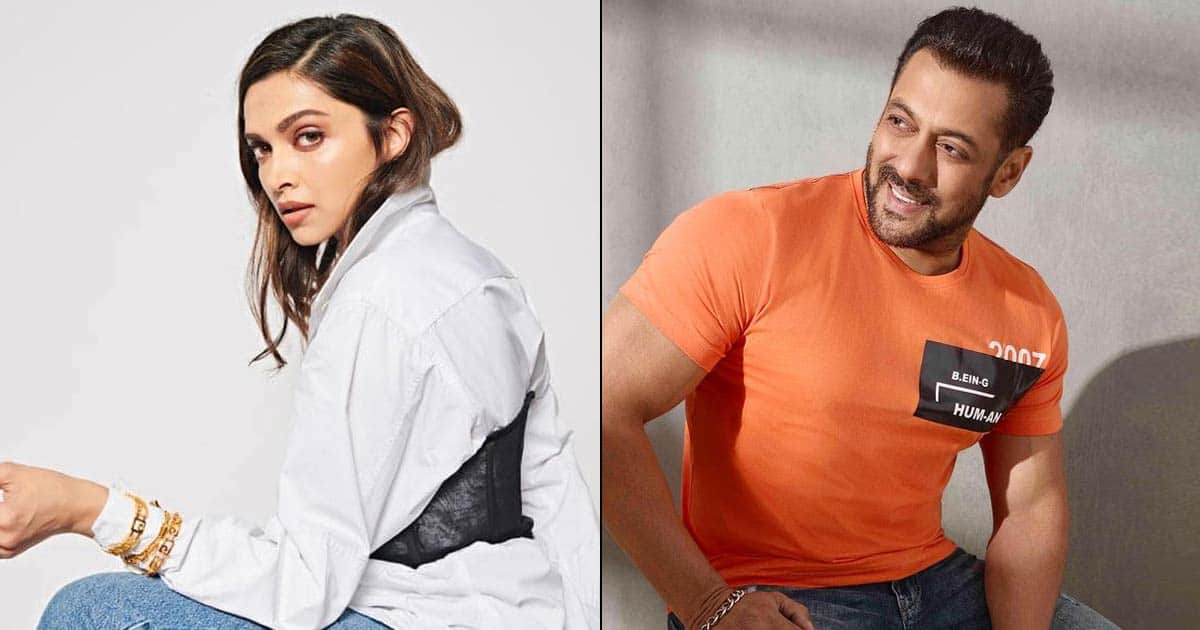 When Deepika Padukone Took A Dig At Salman Khan Over His Remark On Depression!