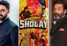 When Dharmendra Spoke About Wanting Abhishek Bachchan & Bobby Deol To Play Veeru and Basanti's Sons In The Sholay Sequel