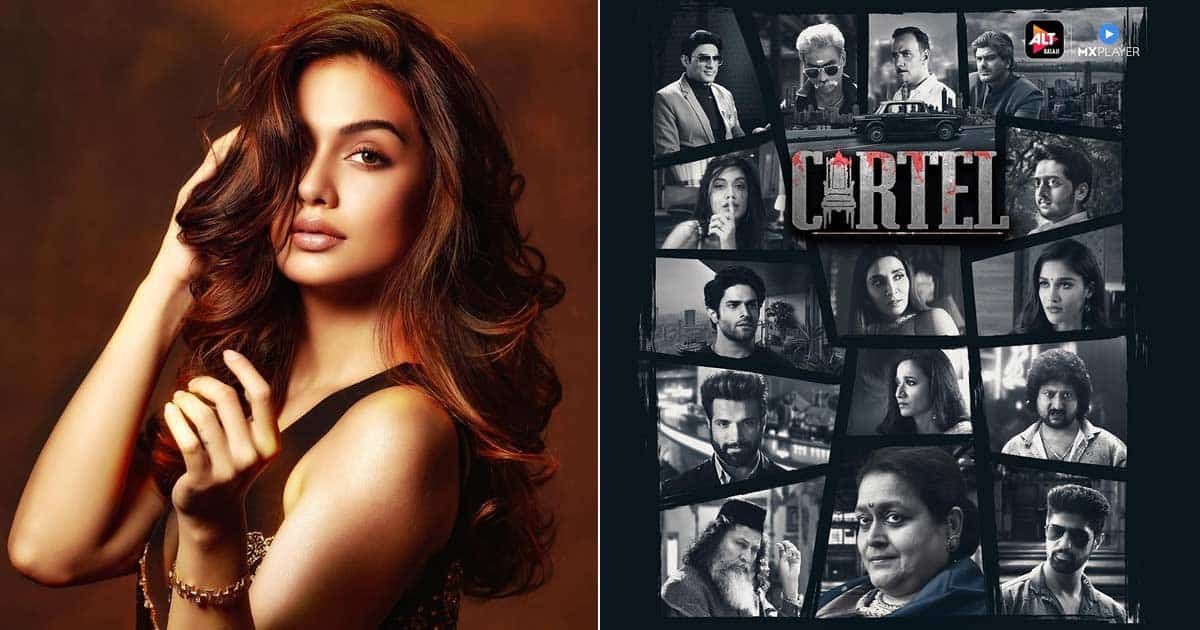 Divya Agarwal's Wig Caught Fire On The Set Of Cartel & Here's What Happened Next
