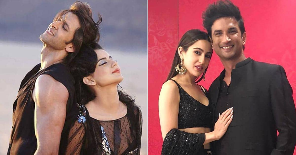 When Kangana Ranaut Opened Up On Her Romance With Hrithik Roshan & Compared It With Sara Ali Khan & Sushant Singh Rajput