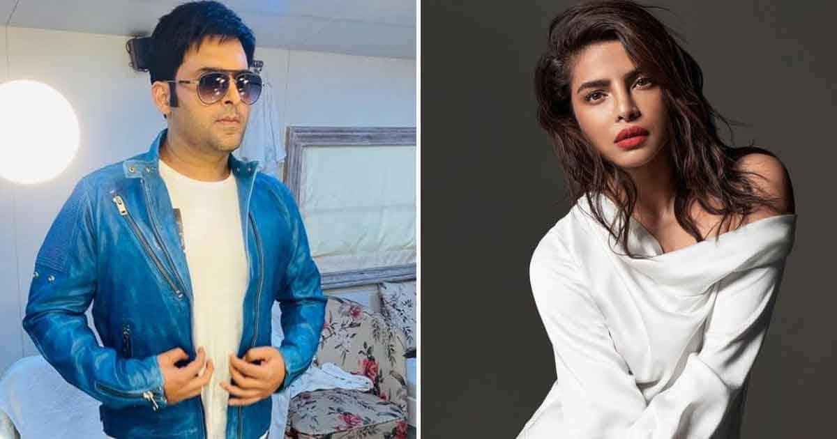 When Kapil Sharma Allegedly Got Angry On Priyanka Chopra