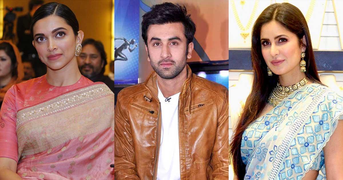 When Katrina Kaif Addressed Ranbir Kapoor Working With Deepika Padukone, Read On