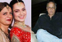 When Mahesh Bhatt Threw Slipper At Kangana Ranaut As Claimed By Her Sister Rangoli Chandel