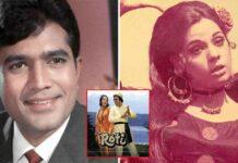 When Mumtaz Recalled Rajesh Khanna Calling Her 'Aye Moti, Chal Aaja' Before Carrying Her Through Snow In 'Roti'