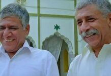 When Om Puri Emerged As A Life-Saver For Naseeruddin Shah In A 'Knife-Stabbing' Attack, Read On