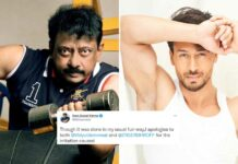 When Ram Gopal Varma Referred Tiger Shroff As The 'Greatest Woman', 'Transgender' & Got An Appropriate Reaction From Him, Read On