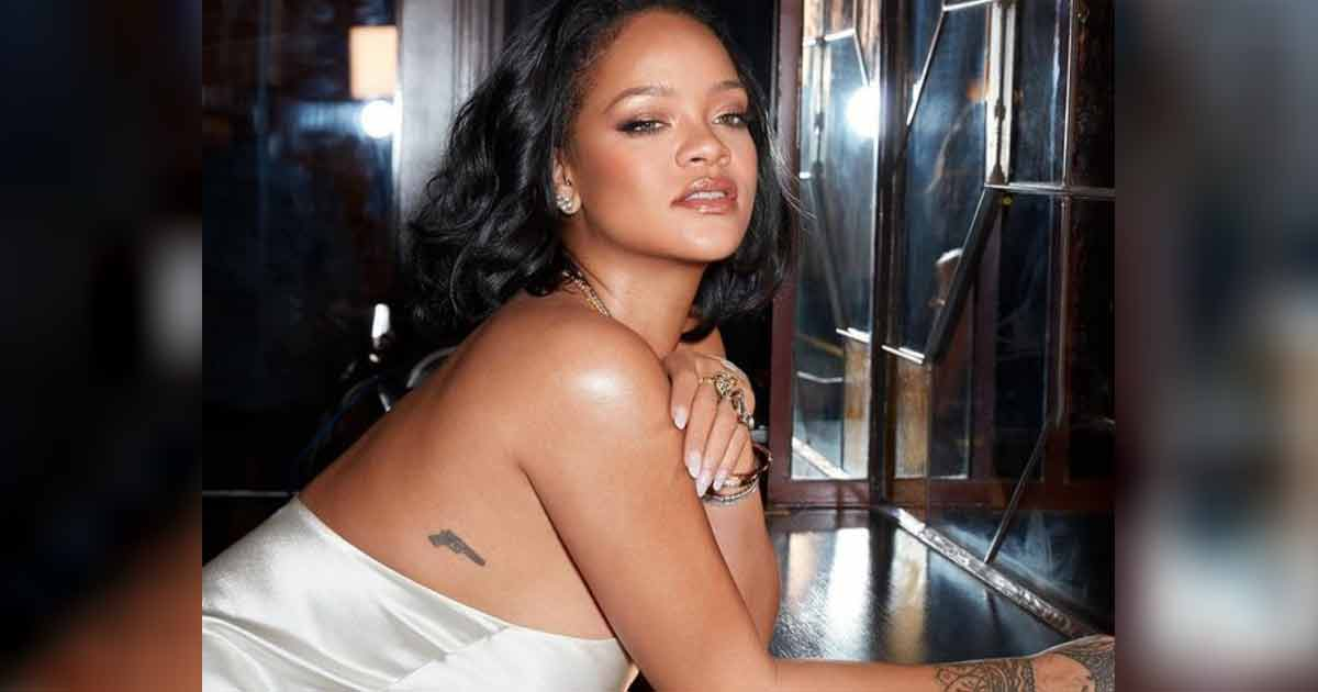 When Rihanna Opened Up About Losing Her Virginity & Her First Kiss
