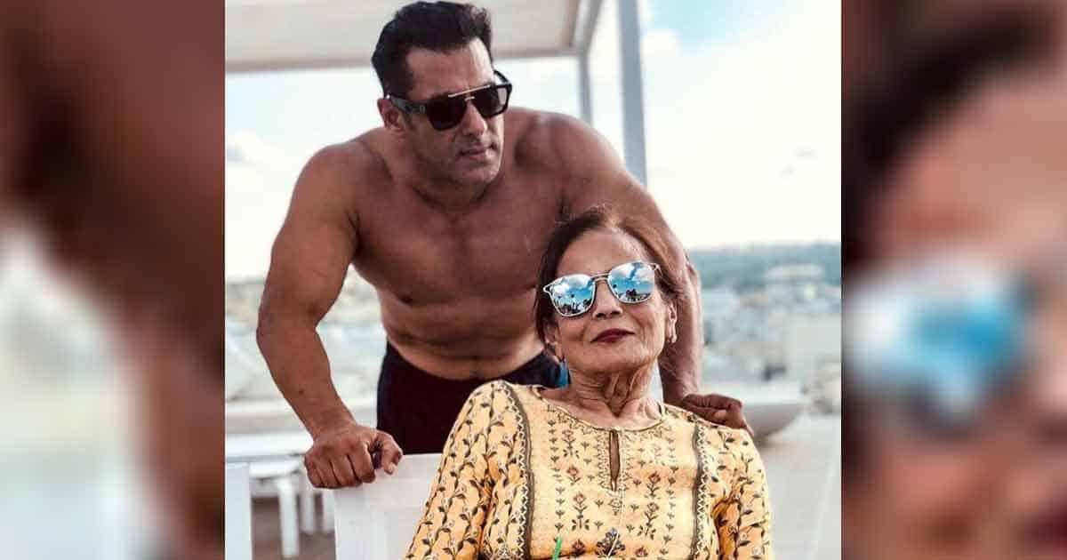 When Salman Khan's Mother Spoke About His Driving Skills: