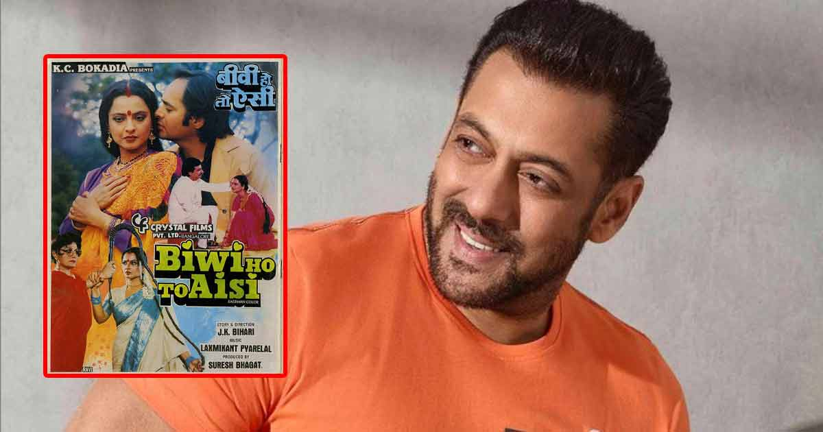 When Salman Khan's First Director Said He Would Leave Bollywood If 'Bhai' Became A Superstar