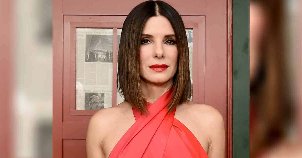 Did You Know? Sandra Bullock Once Revealed About The Bizzare 'Pen*s Facial' She Had