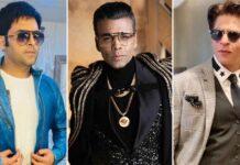 """When Shah Rukh Khan Passed A Double-Meaning Joke To Kapil Sharma About Karan Johar: """"Uska Performance Kharab Ho Hi Nahi Sakta, Mai Use Barso Se..."""""""
