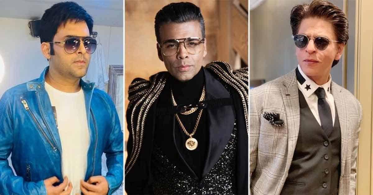 When Kapil Sharma Implied Shah Rukh Khan & Karan Johar Friendship Was More Than We Know – Video Inside