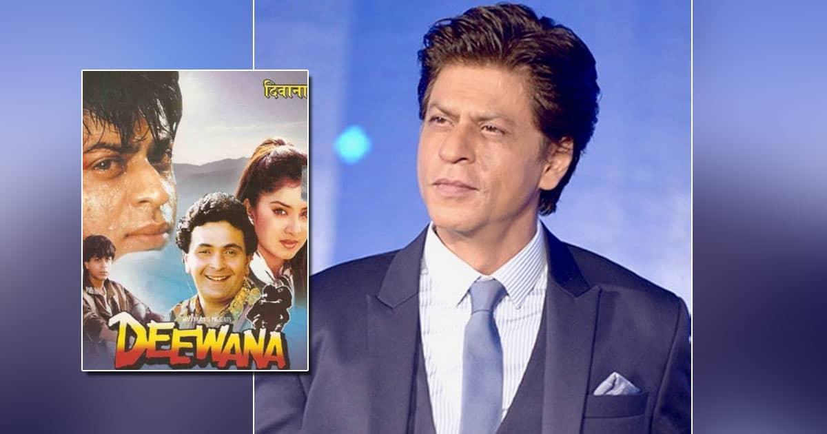 When Shah Rukh Khan Reviewed His Debut Film Deewana, Read On
