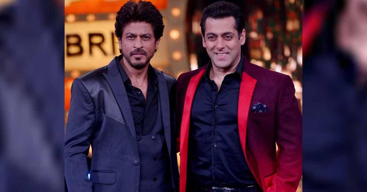 Shah Rukh Khan Once Teased Salman Khan & Called Him Number 1