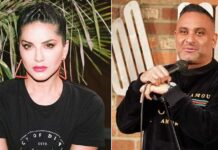 When Sunny Leone Opened Up On Dating Russell Peters & Thought She Made A Mistake