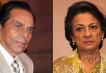 When Tanuja Slapped Dharmendra For Flirting With Her, Read On