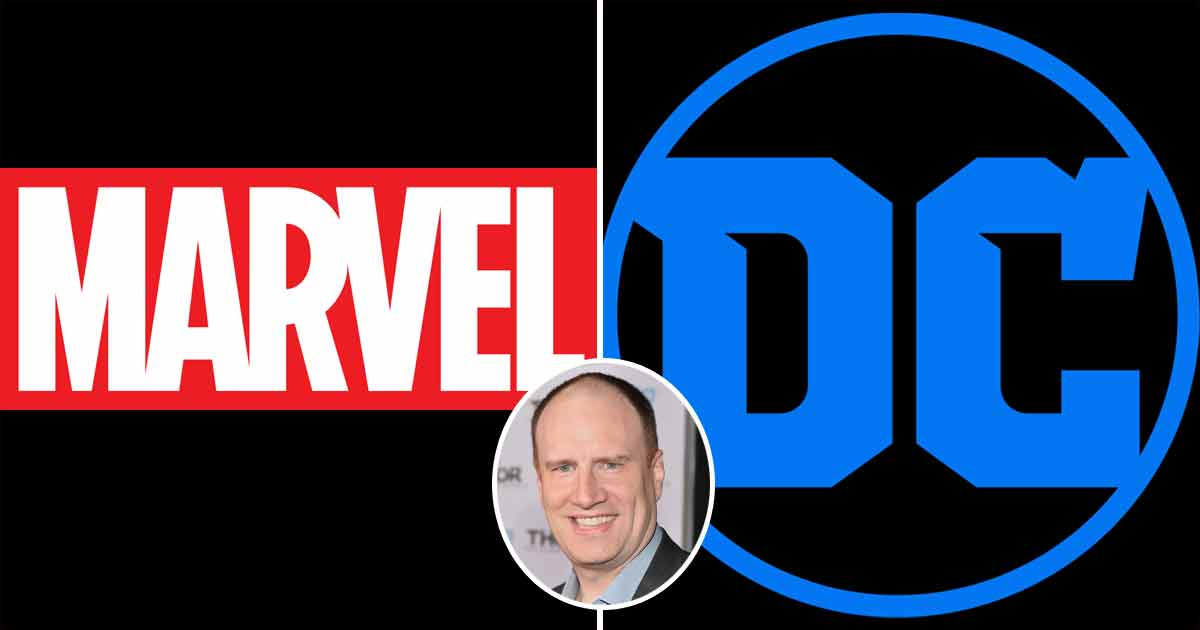 Kevin Feige Talks About Marvel DC Crossover