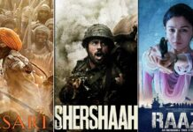 With Sidharth Malhotra's Shershaah releasing soon, here are five movies of unsung heroes that motivate the patriot in you!(Photo Credit: Instagram)