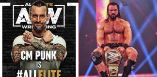 WWE Star Drew McIntyre On CM Punk's Return