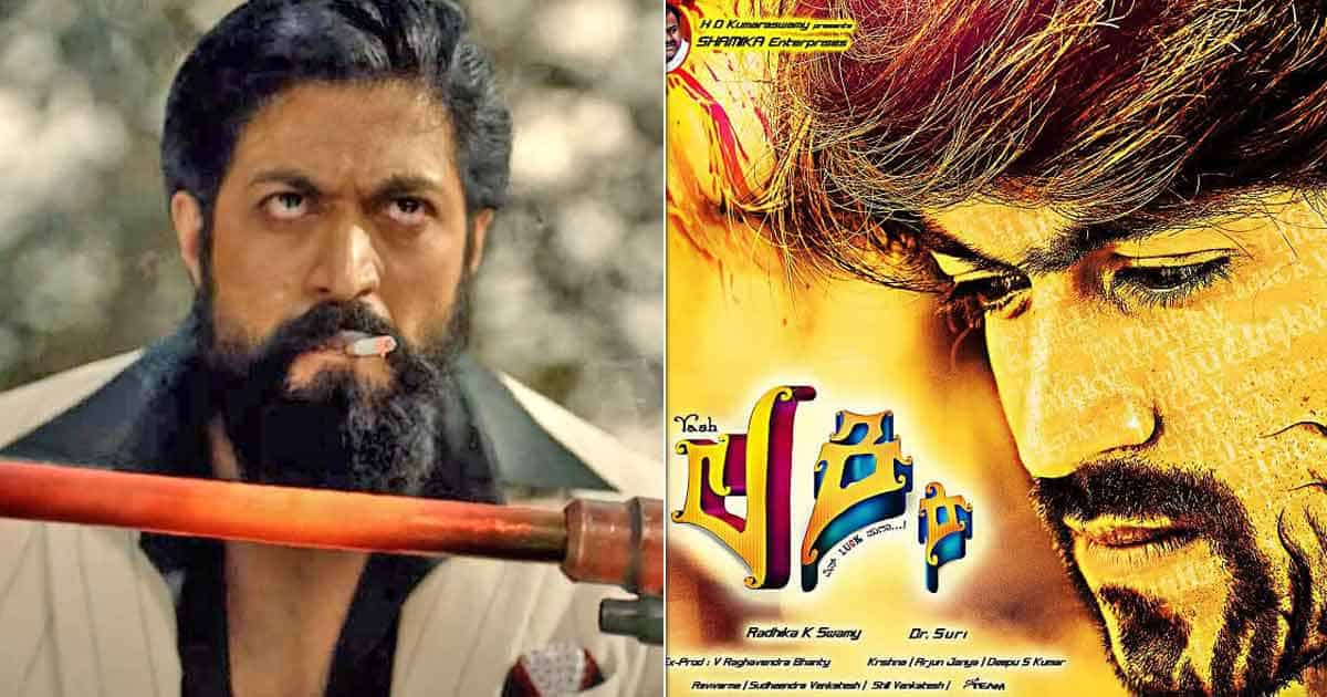 Yash Fans Will Get To See Another Telugu Movie Before KGF Chapter 2?
