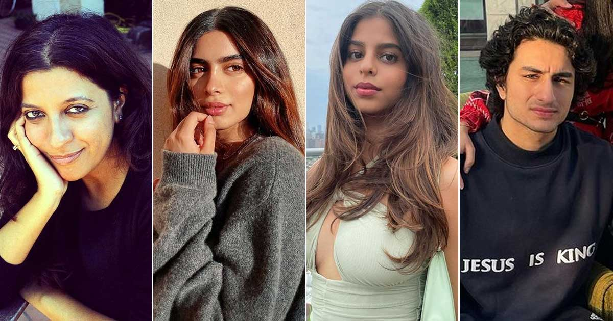 Zoya Akhtar To Launch Suhana Khan As Betty, Khushi Kapoor As Veronica & Ibrahim Ali Khan As Archie In The Indian Adaptation Of International Comic Book?
