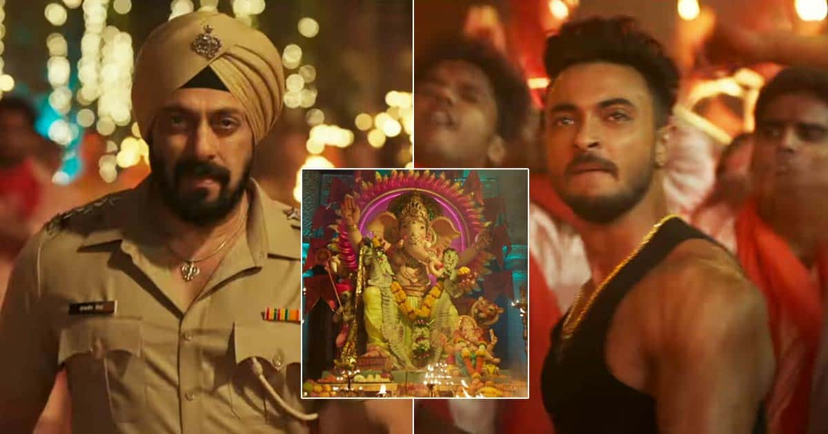 A window into the grand celebrations of Ganpati, the high-voltage teaser of 'Vighnaharta' released, gives a sneak-peek into the grandeur of the song