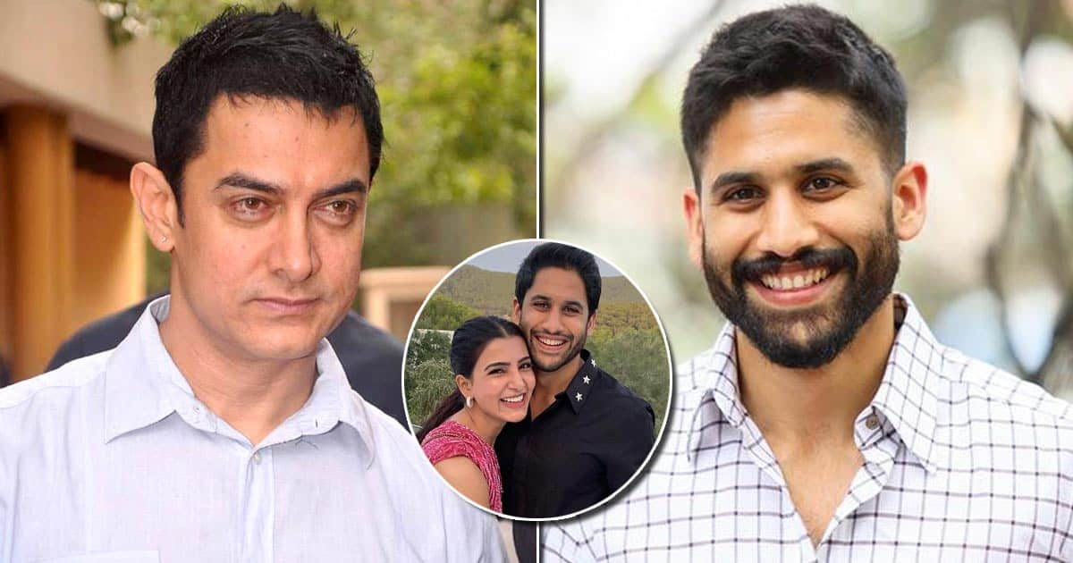 Aamir Khan Gives 'Uninvited' Support To Naga Chaitanya Amid His Divorce Rumours With Samantha?