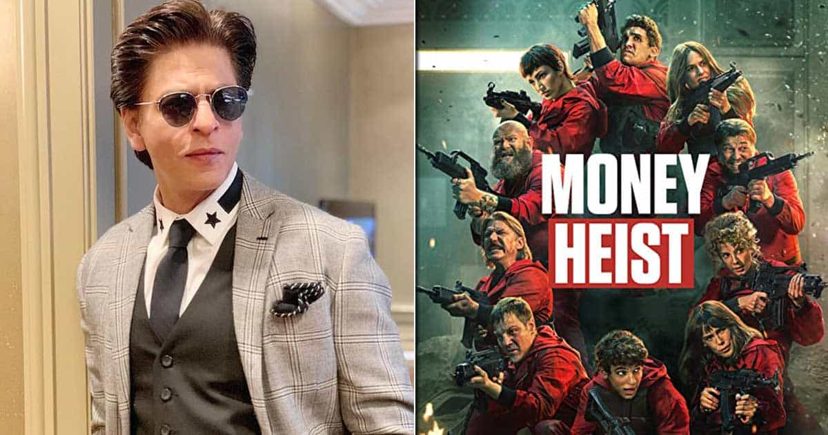 According To Sources, Shah Rukh Khan's First Tamil Outing Is Inspired By Money Heist