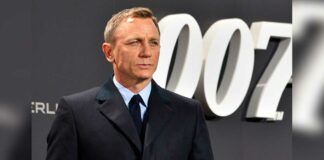 Actor Daniel Craig Says That Women Can Play Equally important Roles Rather Than 007