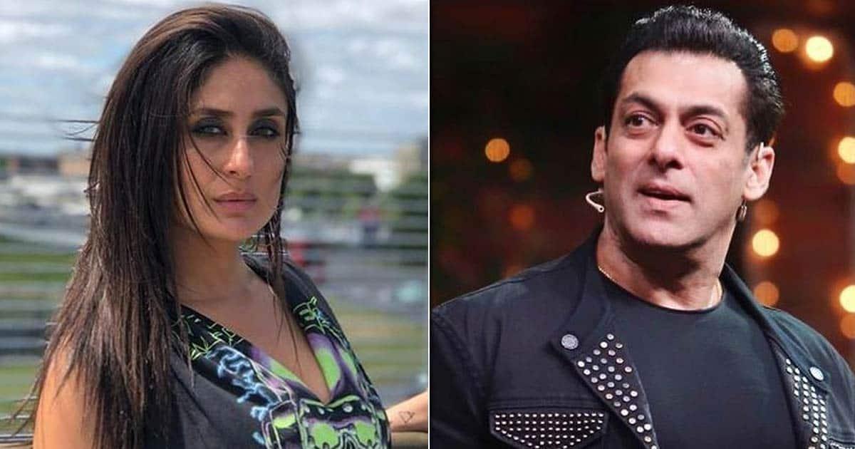 After Salman Khan, Kareena Kapoor Khan Stopped By CISF Officer At Mumbai Airport