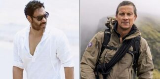 Ajay Devgn to appear on 'Into The Wild With Bear Grylls'