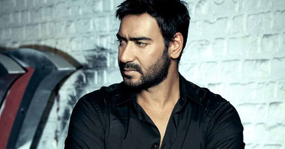 Ajay Devgn Is Going All Out With A 400 Crore Project By 2024